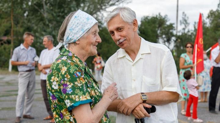 «Хочу вернуть всё лучшее»: волгоградский политик поборется за кресло депутата Госдумы от Москвы