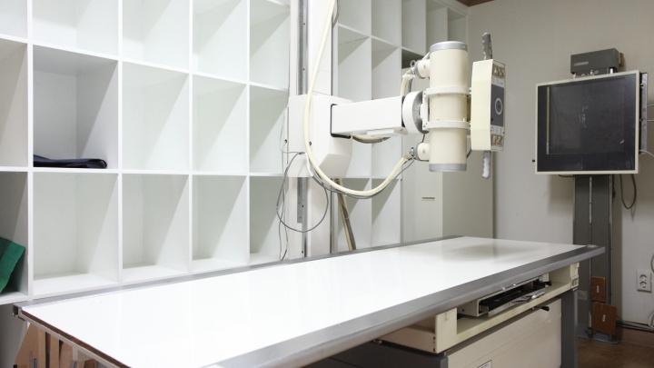 Власти региона выделили 1,3 млрд рублей на закупку флюорографов и рентгенов для больниц