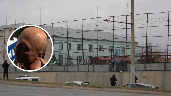 В Ясной Поляне задержали сбежавшего из колонии-поселения мужчину, осужденного на 16 лет