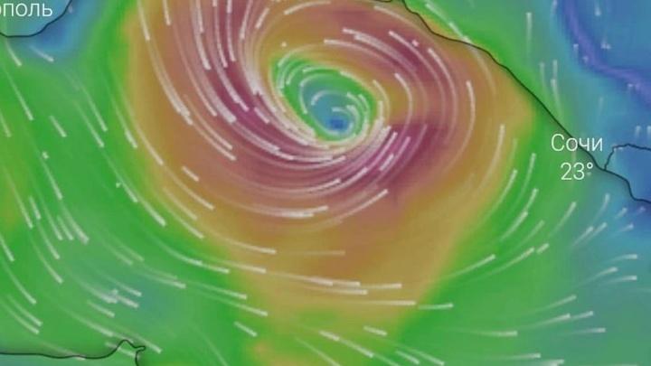 «Погода будет скверной!» Синоптики — об опасном циклоне, который обрушит тропические ливни на побережье Черного моря