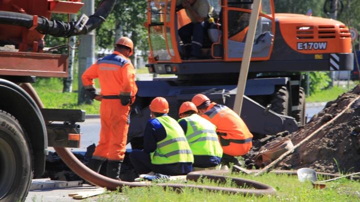 «Пусть ищут другие варианты»: в Архангельске не будут отключать воду на двое с лишним суток
