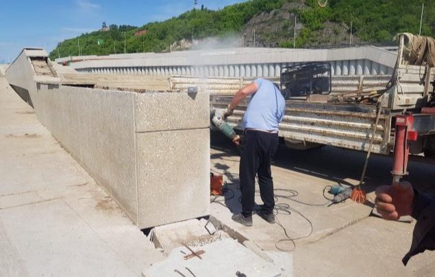 Строители набережной в Уфе объяснили, почему она разрушилась и кто заплатит за ее ремонт