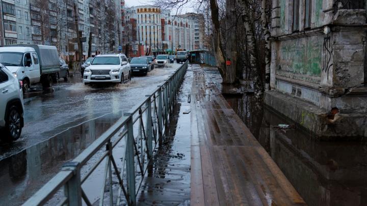 «РВК-Архангельск» отрицает свою вину в аварии на «тысячнике»