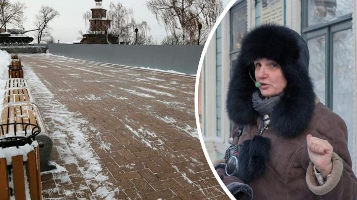 «Для нас подготовка к 800-летию — культурная катастрофа». Как работают нижегородские экскурсоводы в городе масштабной стройки