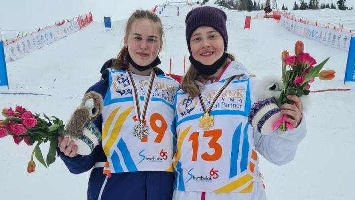 Прикамская спортсменка получила первое в истории России золото чемпионата мира по фристайлу в парном могуле