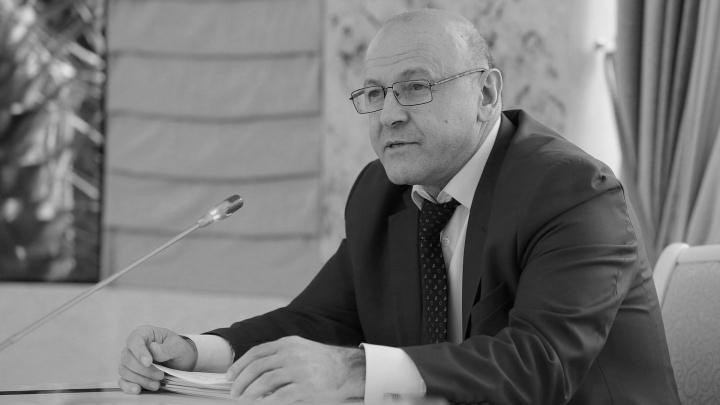 Умер ректор нижегородского Агродома Мамед Мамедов