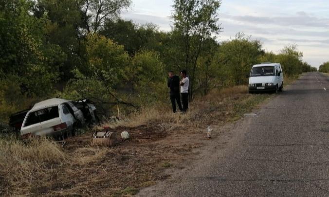 В Волгоградской области женщина попала в больницу из-за пьяного водителя без прав