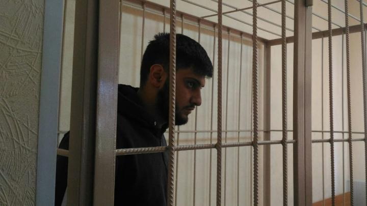 В Новосибирске на два месяца арестовали друга погибшего Векила Абдуллаева