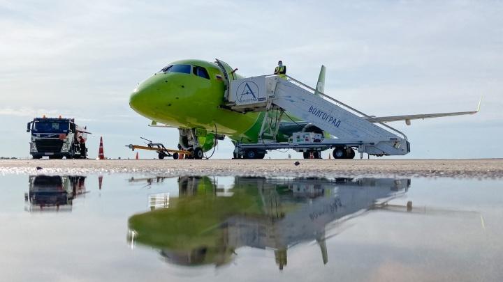 Самолет сломался: в аэропорту Волгограда на семь часов задерживается рейс в Новосибирск