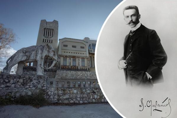 Дачу Константин Головкин построил для своей супруги