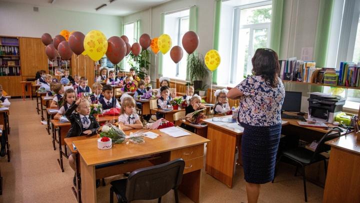 В Новосибирске прием документов в первый класс перенесли на два месяца
