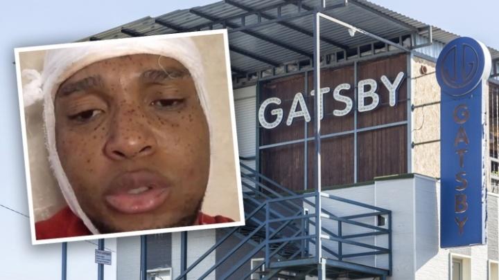 В Волгограде взят под стражу 25-летний дагестанец, жестоко избивший диджея-африканца в баре Gatsby