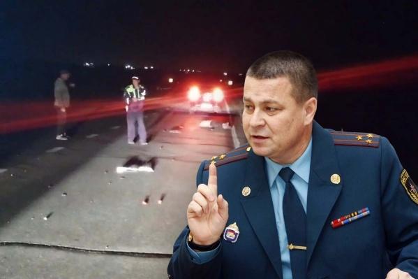 Александр Рымарев раньше работал в МЧС и руководил управлением безопасности жизнедеятельности администрации Челябинска