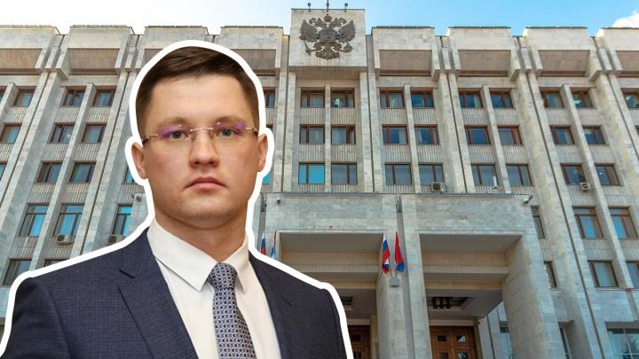 В самарском правительстве прокомментировали отставку Чудаева
