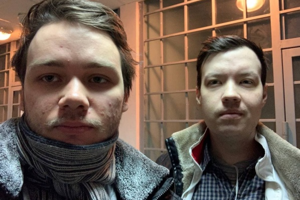 Глеба Шафигуллина и Сергея Осколкова задержали до начала акции