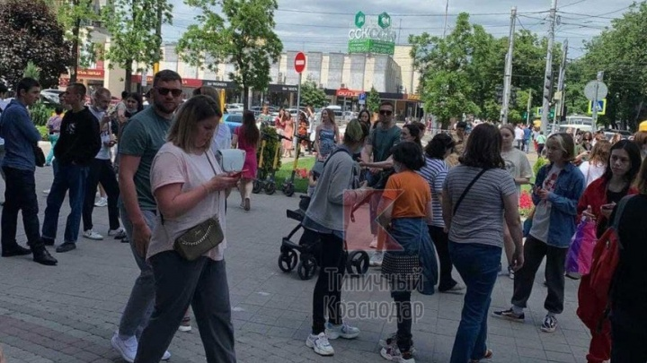 В Краснодаре эвакуировали ТРЦ «Галерея»