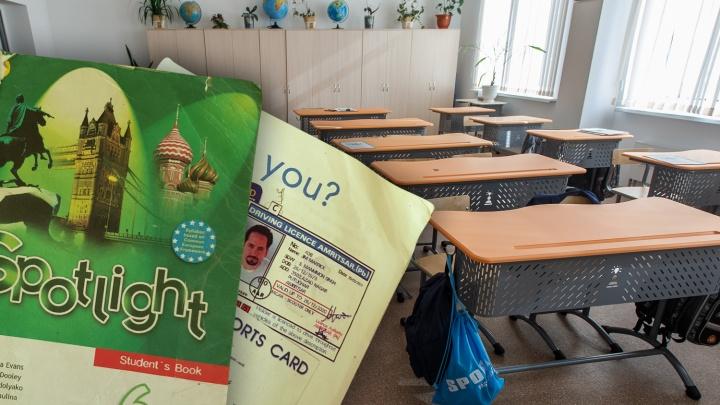 Школьники Волгограда нашли ссылку на порносайт в учебнике по английскому для шестого класса