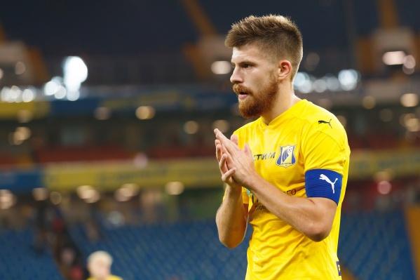 21-летний полузащитник в матче против Словении может впервые выйти за сборную России