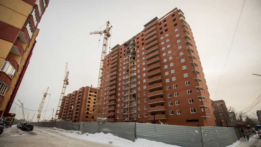 В НСО в 2020 году ввели больше жилья за счет льготной ипотеки