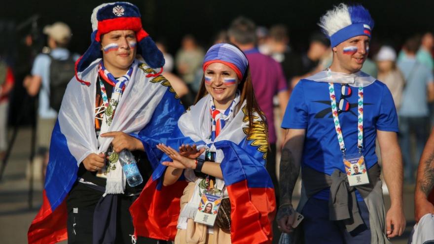 Россия против Бельгии: следим онлайн за первым матчем нашей сборной на Евро-2020