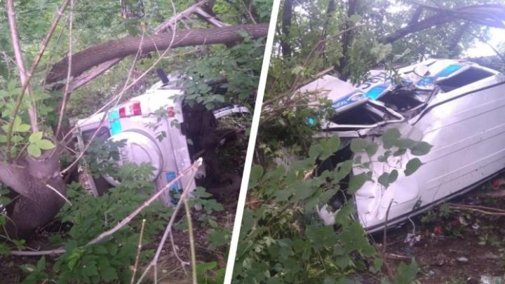 Гибель автоинспектора в Тогучине: возбуждено дело, найдены мотоциклисты, за которыми гналась служебная машина