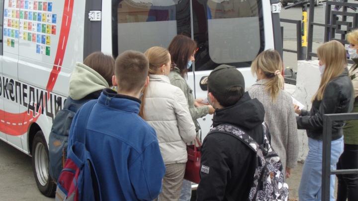 В Пермском крае проверили ВИЧ-статус жителей: есть инфицированные