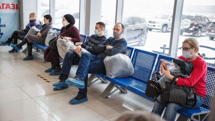 В Кузбассе за сутки COVID-19 заболели еще 56человек, 3скончались