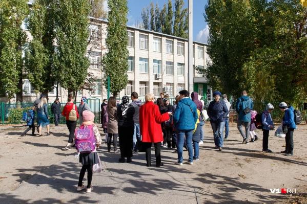 Школам Волгограда разослали письма с требованием усилить меры безопасности