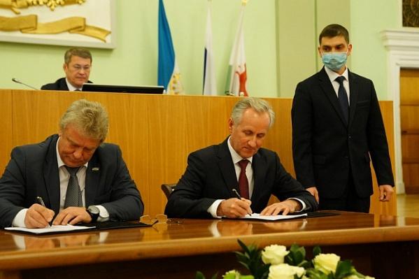 Глава Башкирии пошутил над длительным ремонтом Комсомольской