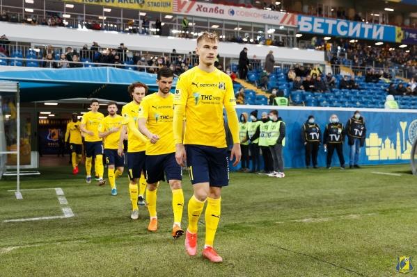 У «Ростова» подешевел лишь один футболист