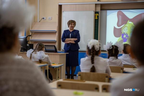 На расписание влияет количество учеников в школе