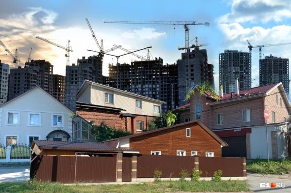 Жители Уктуса опасаются, что их землю изымут и застроят многоэтажками