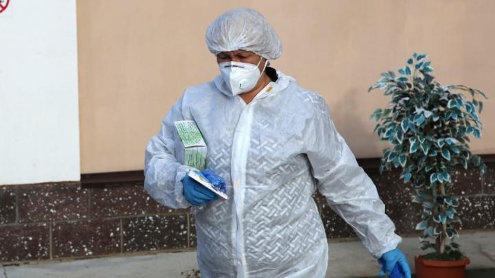 В Башкирии зафиксирован очередной суточный антирекорд по количеству заболевших коронавирусом