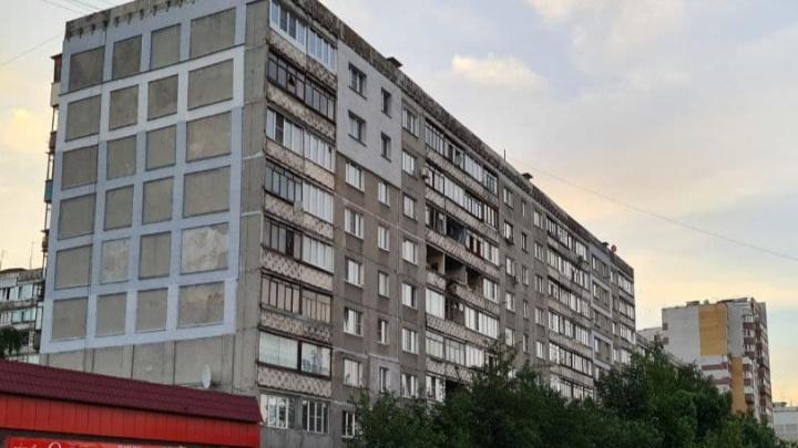 Начались контраварийные мероприятия на Краснодонцев, 17. Бывшие жители наконец-то смогут забрать свои вещи