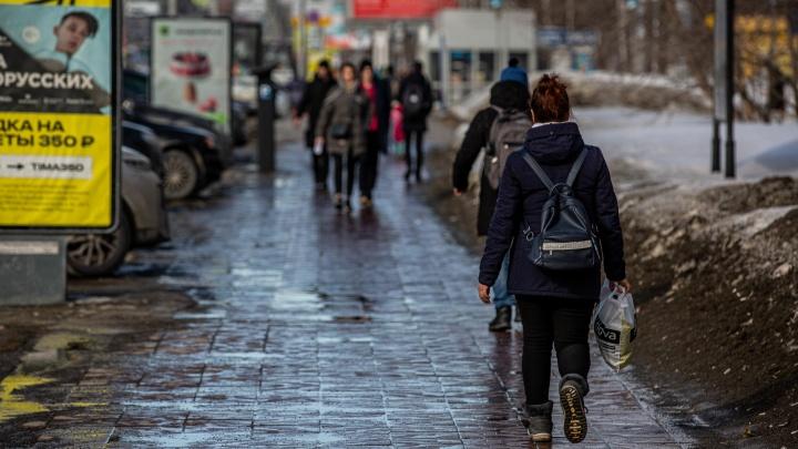 Теплее с каждым днем: синоптики дали прогноз погоды в Новосибирске