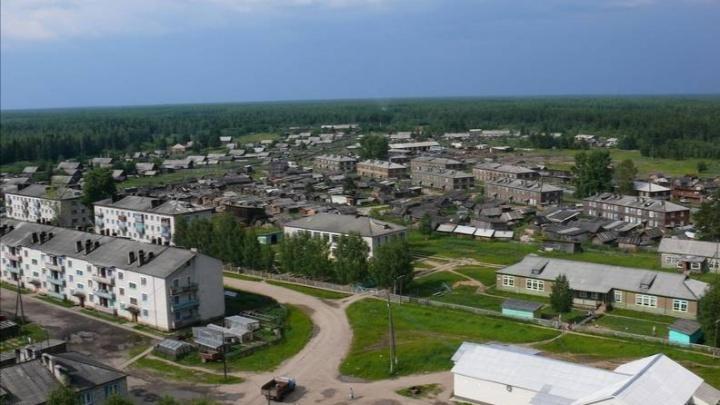В поселке Кизема сгорела водонапорная башня. Треть жителей осталась без воды
