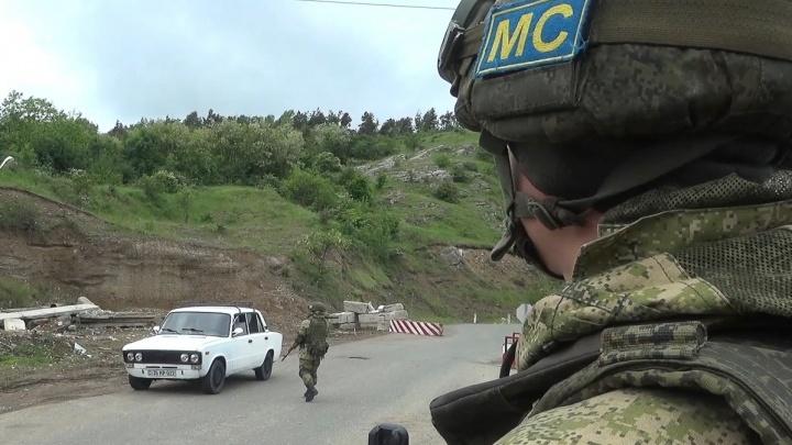 Военных из Екатеринбурга тайно отправили в Нагорный Карабах