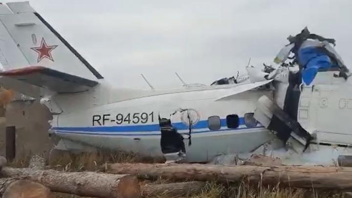В Татарстане 11 октября объявлено днем траура по погибшим в авиакатастрофе в Мензелинске