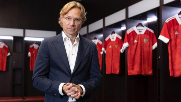 Назван окончательный состав сборной России по футболу на отборочные матчи ЧМ-2022