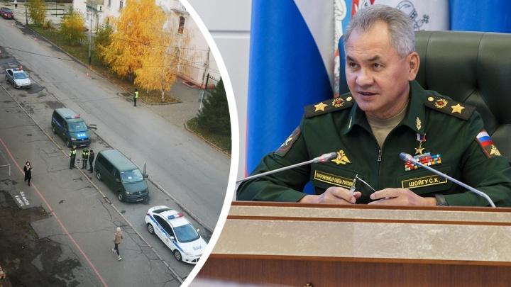 «Количество генералов превышает все мыслимые нормы»: красноярец оказался в одном отеле с Шойгу в Омске