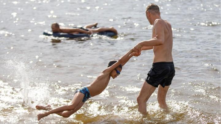 Самое время для пляжа: смотрим погоду в Волгограде на ближайшие выходные