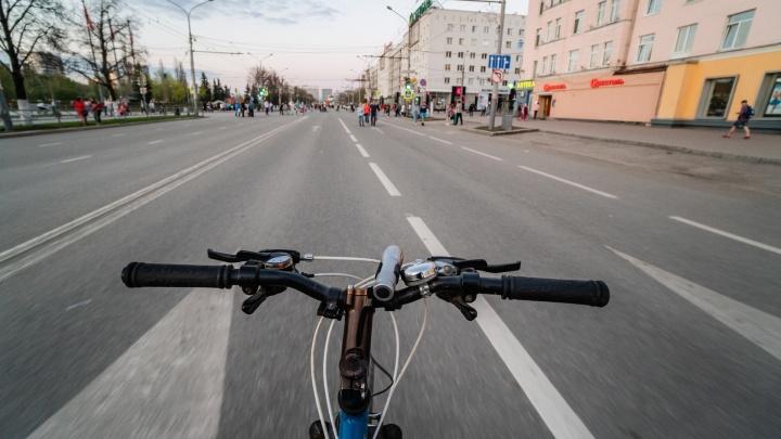 Пермь заняла второе место в рейтинге городов по велоинфраструктуре