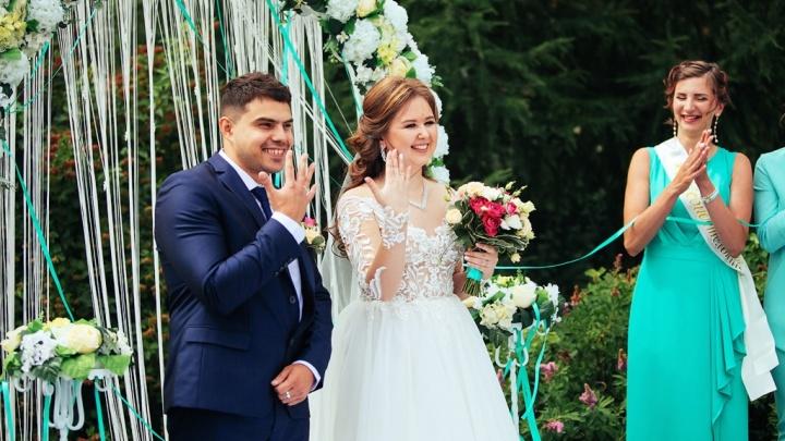 На чьи свадьбы приходят суслики: всё о выездных церемониях в Челябинске и не только