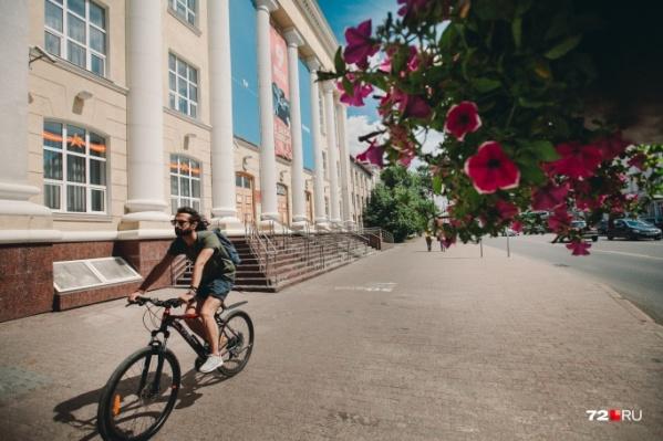 Велошеринг предоставит тюменцам 100 новых велосипедов для поездок по городу