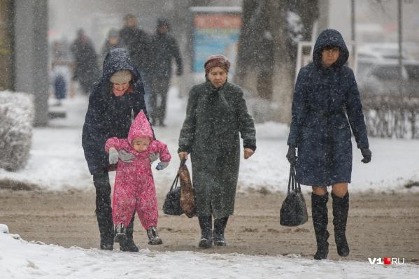 В Волгограде несмотря ни на что живут настоящие оптимисты