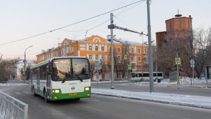 Тюменцы обратились в прокуратуру из-за отмены автобуса №38