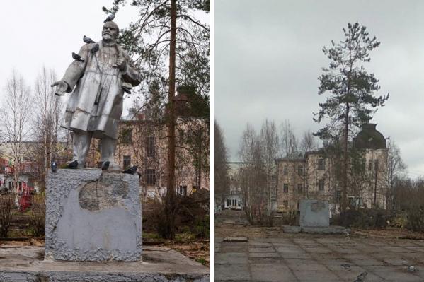На место памятник должен вернуться в следующем году, когда точно — вопрос открытый