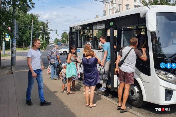 В ярославских автобусах выявили много неисправностей