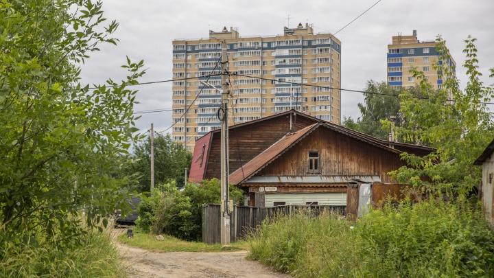 «Теперь тут нечего ловить»: в Ярославле застройщики Суздалки скупают частный сектор по дешевке