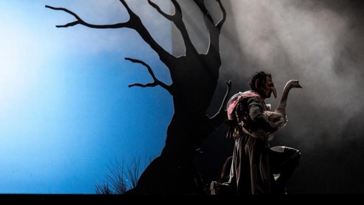 В кинотеатре Okko вышли пять спектаклей Театра-Театра. Среди них «Карлик нос», «Антигона» и другие